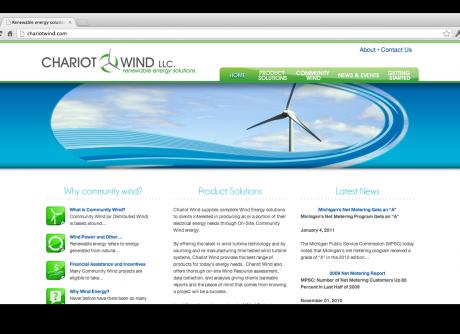 Chariot Wind